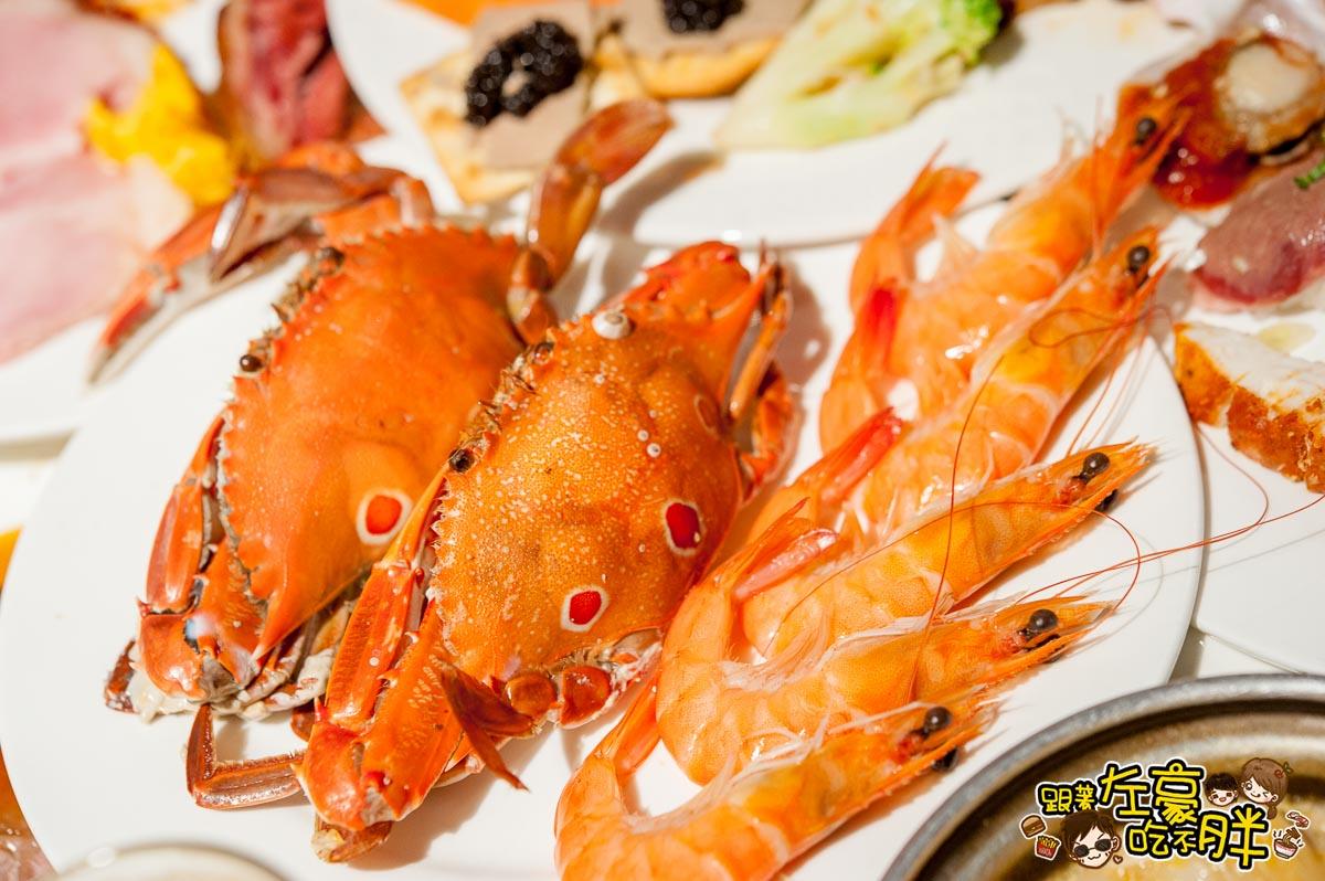 漢神巨蛋海港餐廳吃到飽-12