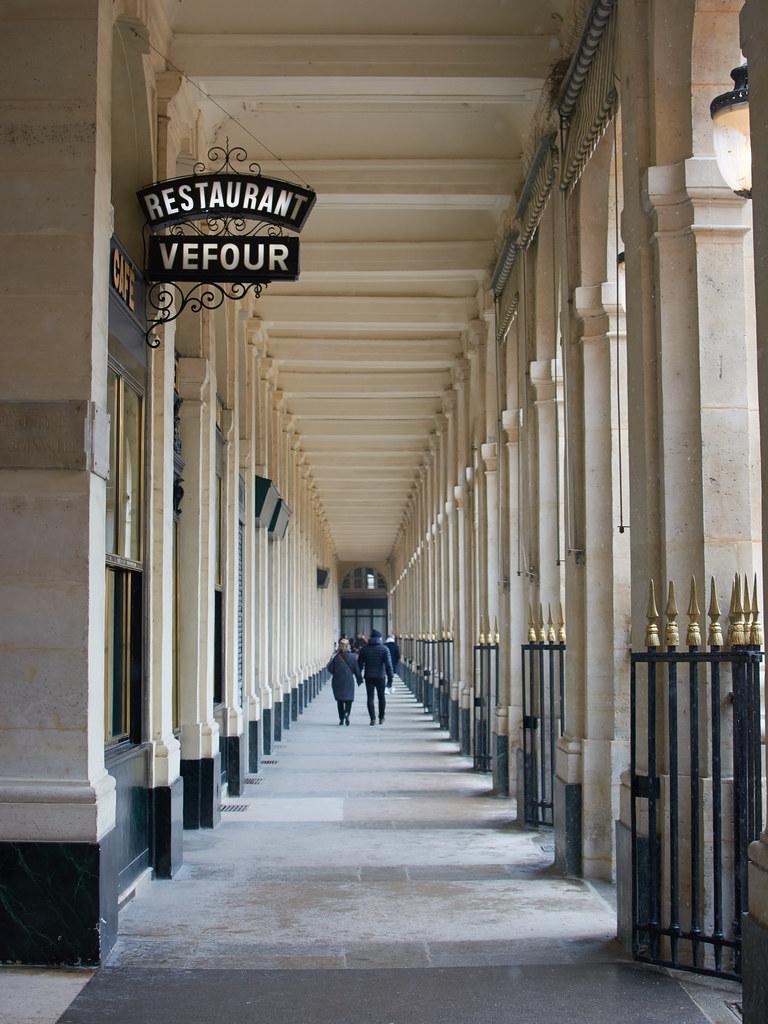 Dernier dimanche de l'hiver au Palais-Royal