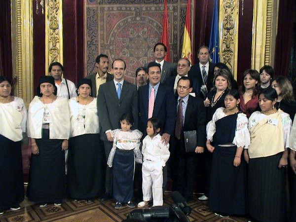III Convención Nacional de Ecuatorianos en España