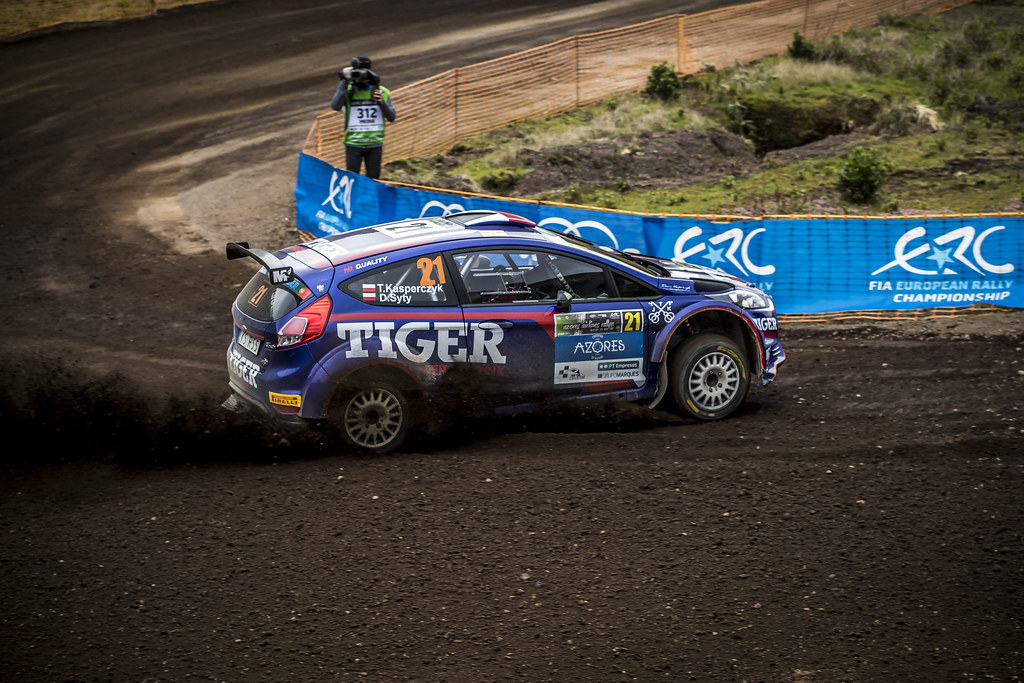21 during the 2018 European Rally Championship ERC Azores rally,  from March 22 to 24, at Ponta Delgada Portugal - Photo Gregory Lenormand / DPPI