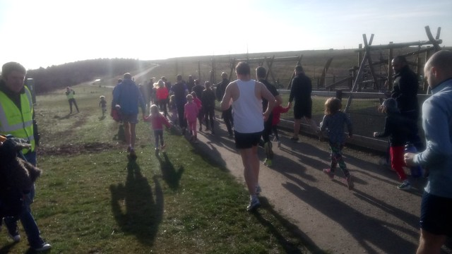 Gedling junior parkrun 25th March 2018