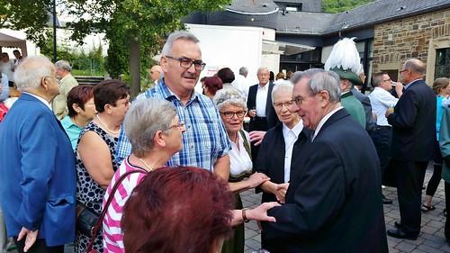 6.8.17 Kapellenverein gratuliert Pastor Fechler zum Jubiläum (10)