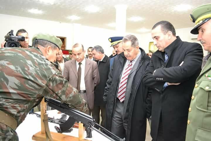 موسوعة الصور الرائعة للقوات الخاصة الجزائرية - صفحة 63 40176029845_a34c06f7c7_b