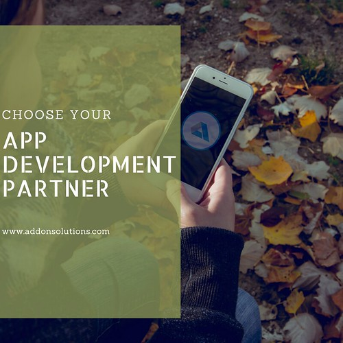 Choose your App Development Partner