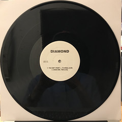 DIAMOND:DIAMOND JEWELZ(RECORD SIDE-B)