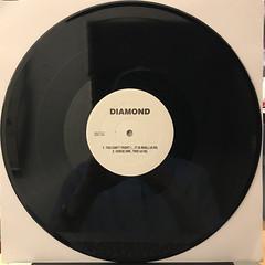 DIAMOND:DIAMOND JEWELZ(RECORD SIDE-B)
