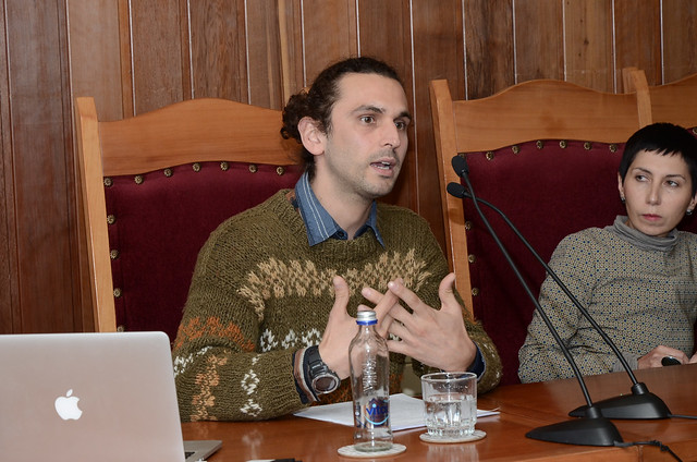 Pesentación investigación sobre regulación de empresas transnacionales ante violaciones a los derechos humanos