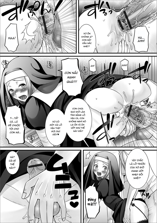 HentaiVN.net - Ảnh 12 - Buổi xưng tội - Onegai! Sister (Gekkan Web Otoko no Ko-llection! S Vol. 17) - Oneshot