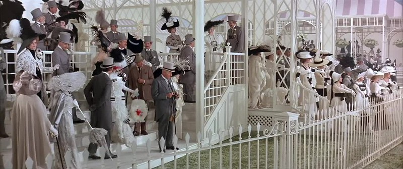 """My Fair Lady""/ Ascot scene"