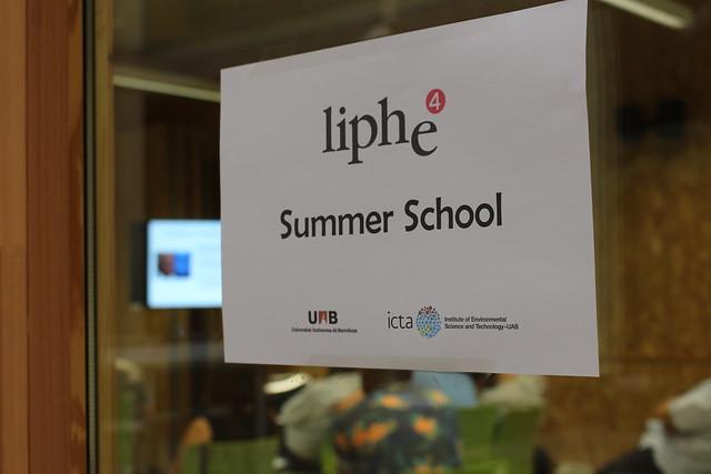 LIPHE4 Summer School