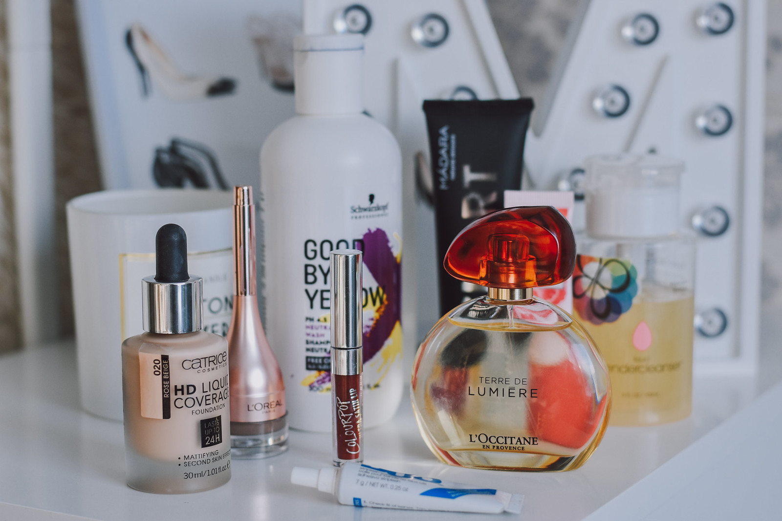 February 2018 beauty favorites