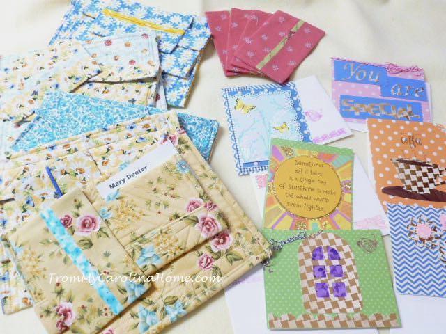 Mary's Cards