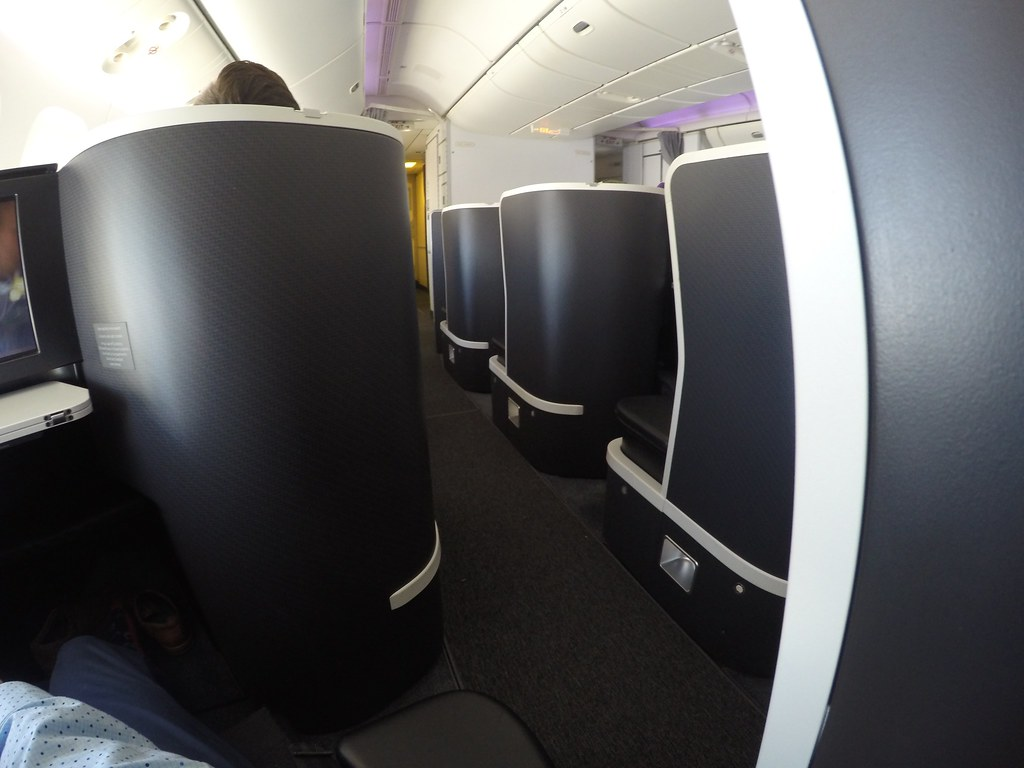 Virgin Australia business class 21