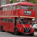 Classic Routemasters, Carshalton - JJD 596D