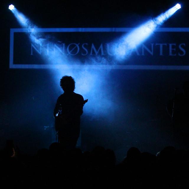 NIÑOS MUTANTES - ESPACIO VÍAS - LEÓN 16.3.18