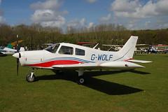 G-WOLF Piper PA-28-140 [28-7425439] Popham 020509