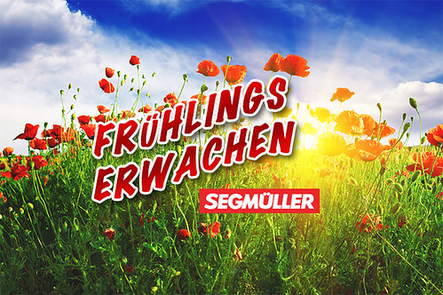 Segmüller Frühlingserwachen