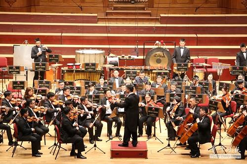 107年國防部示範樂隊訓練成果發表巡迴音樂會