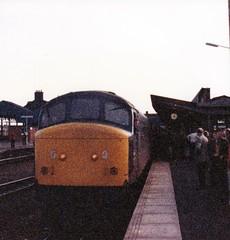 Class 45 at York