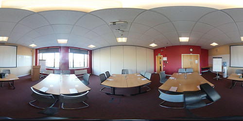 Conference Rooms - Bamford Room Cabaret Style
