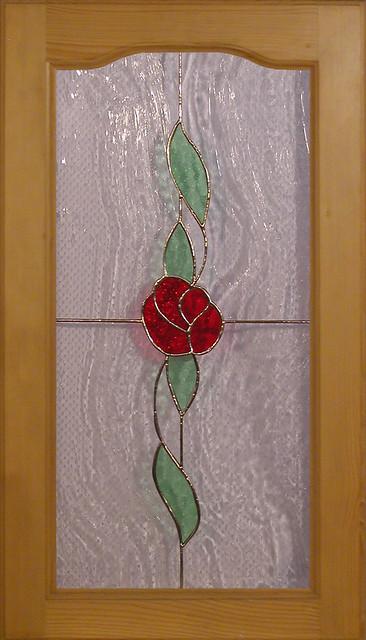 vitráž do nábytkových dvířek ND 021 13