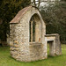 K9 and Company locations | Church of St Mary (ruins) | Woodchester-2