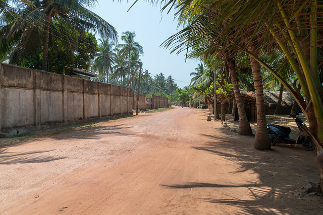 Road in Katuneriya