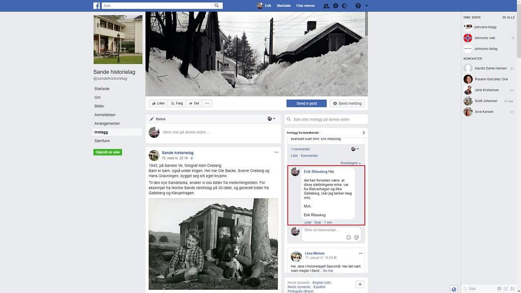 kleiverhagan facebook