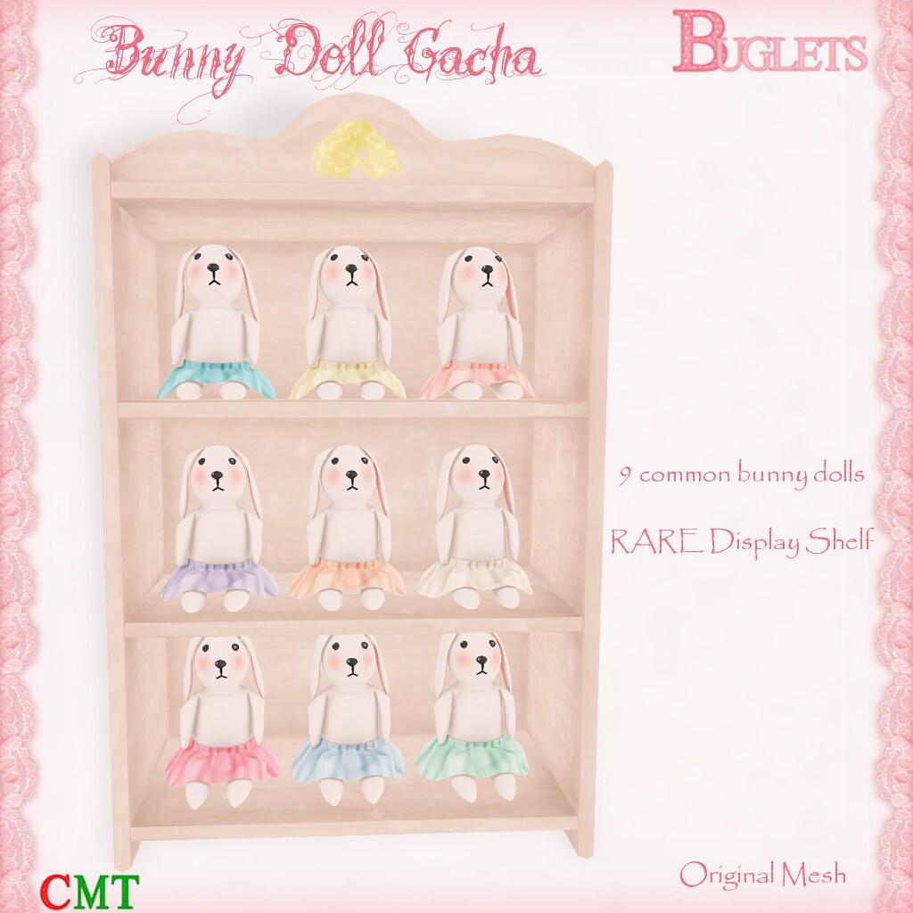 Bunny Doll Gacha AD - TeleportHub.com Live!