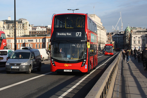 Go-Ahead London EH174 YY67URB