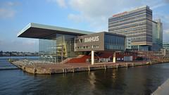 Muziekgebouw aan 't IJ & Het Bimhuis, Amsterdam, 2017