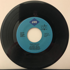 D.J. JAZZY JEFF & THE FRESH PRINCE:GIRLS AIN'T NOTHING BUT TROUBLE(1988 SINGLE VERSION)(RECORD SIDE-B)
