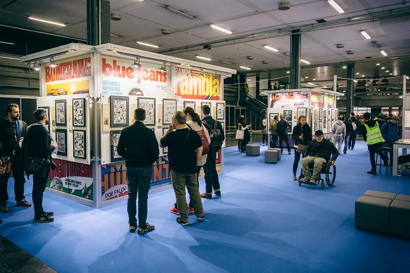36 Salón del Comic BCN 2018