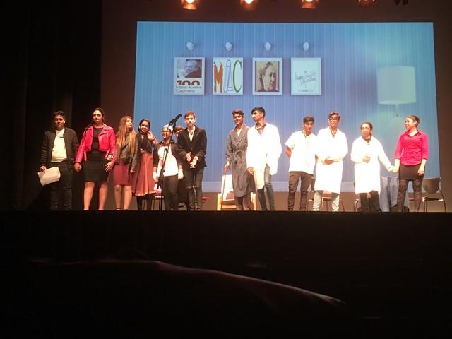 Mostra de Teatre d'ESO de Badalona