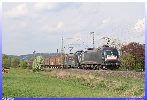 ES 64 U2 - 069 and ES 64 U2 - 510