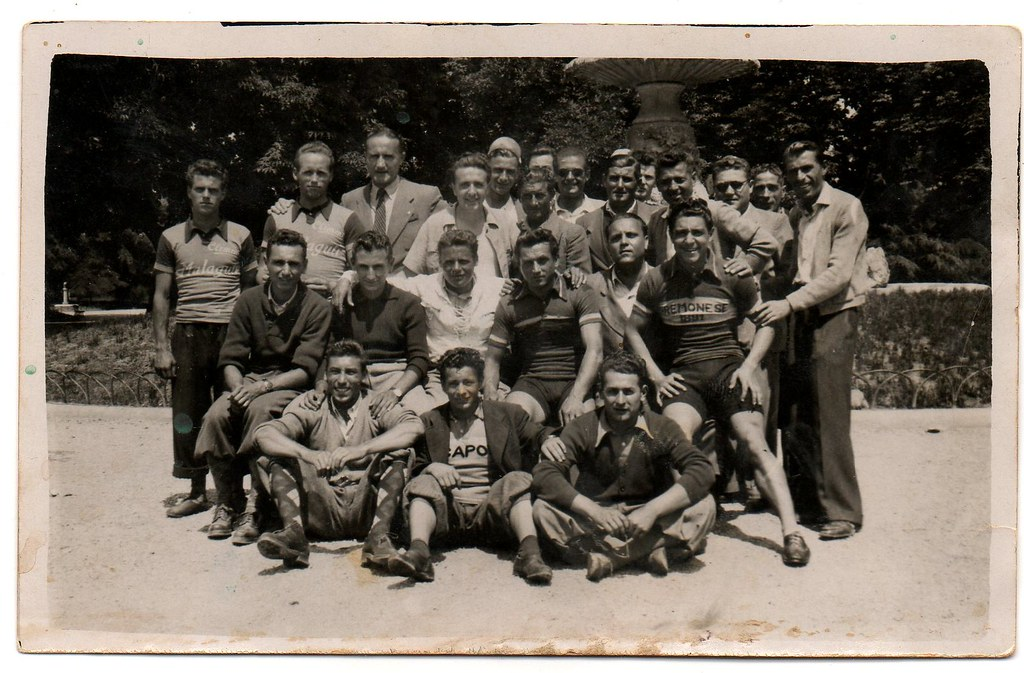 foto di gruppo (foto inviata dal figlio Marco)