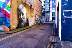 DUBLIN STREET ART IN SMITHFIELD [BURGESS LANE - HAYMARKET]-138643