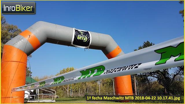1ª fecha Maschwitz MTB