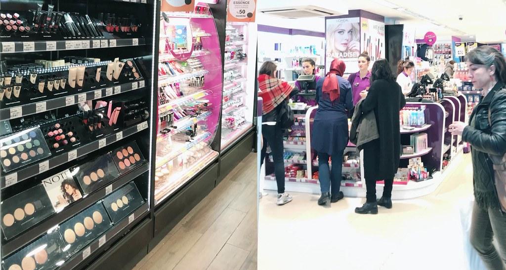 土耳其美妝店家