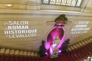 Salon du Roman Historique 2018
