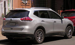 Nissan X-trail 2.5 Exclusive AWD 2016