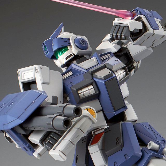 MG 1/100《機動戰士鋼彈外傳 THE BLUE DESTINY》 RGM-79DO 吉姆Dominance(ジム・ドミナンス)【PB限定】