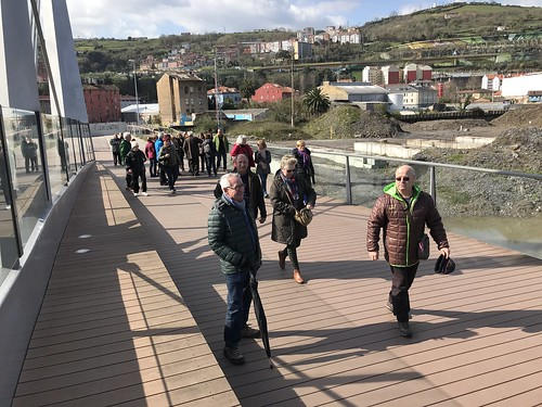 #5Octubre #Ruta124 #Bilbao