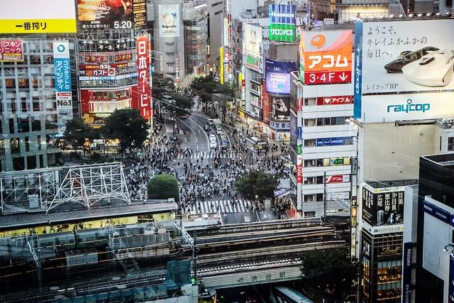 living in tokyo transportation
