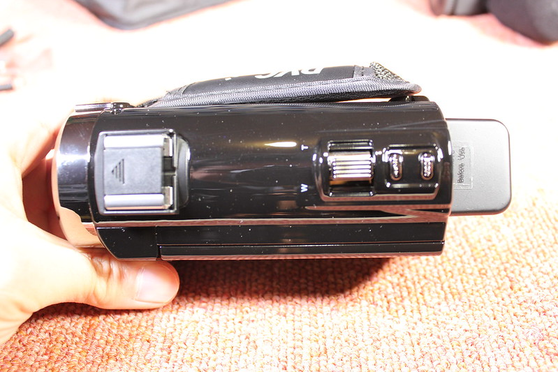 TOMTOP Andoer 4K ビデオカメラ 開封レビュー (53)