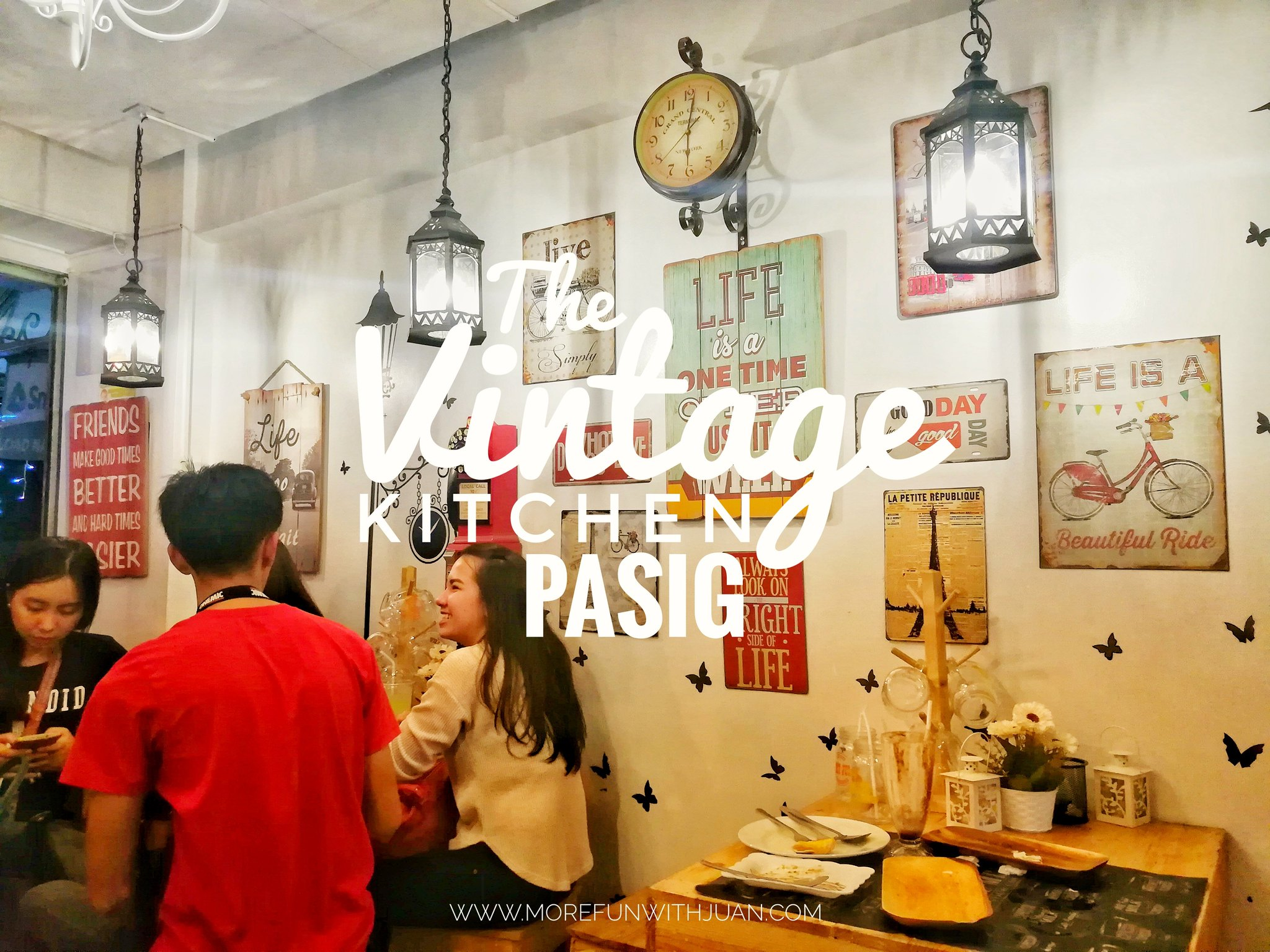The Vintage Kitchen, PASIG