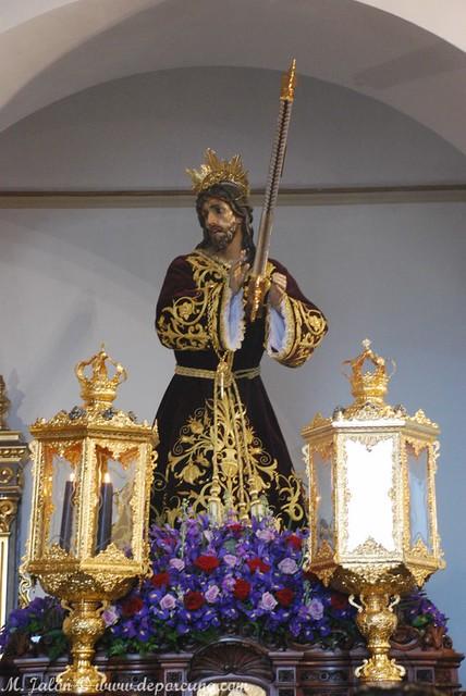 Ntro. Padre Jesús Nazareno. Foto MJJ.
