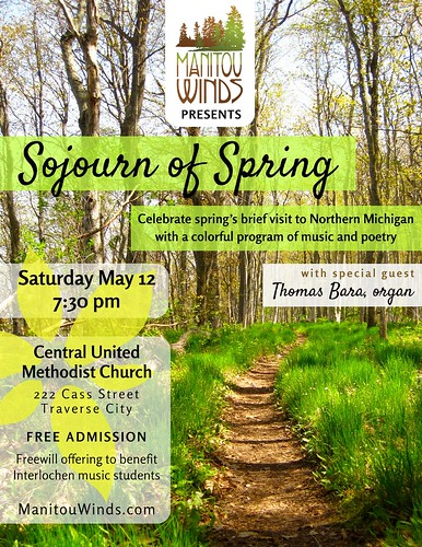 Sojourn of Spring -  Poster_small