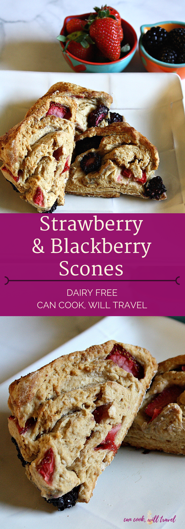 Strawberry Blackberry Scones_Collage1