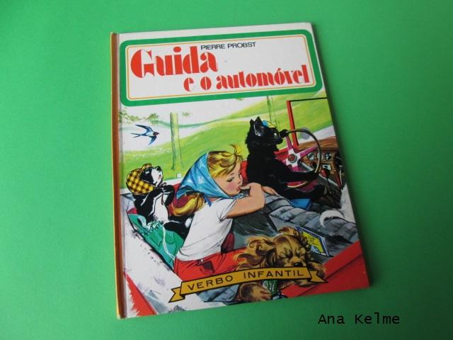 80'S CHILDREN BOOK - VERBO COLECÇÃO ANITA